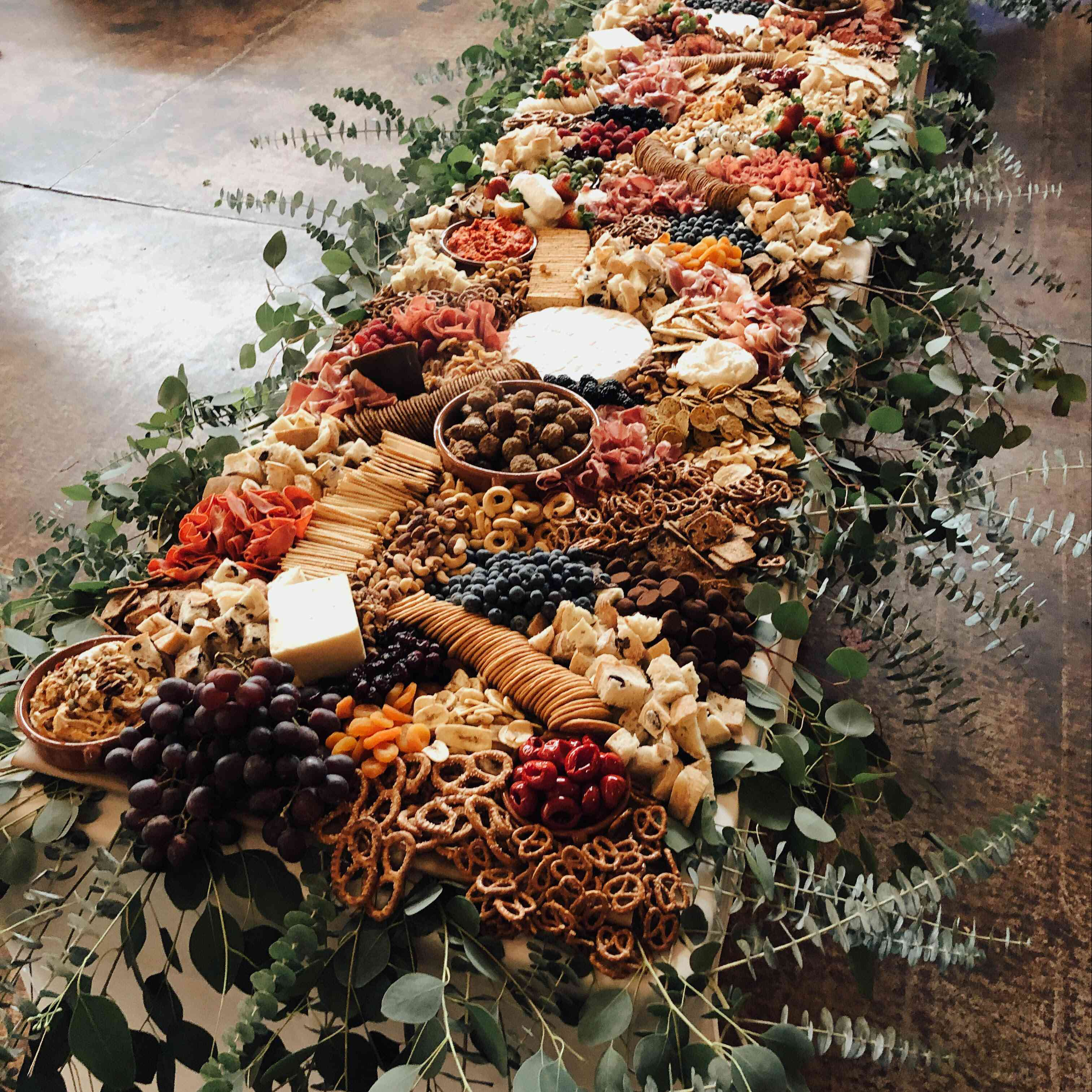 17 Gorgeous Grazing Table Ideas To Whet Your Appetite