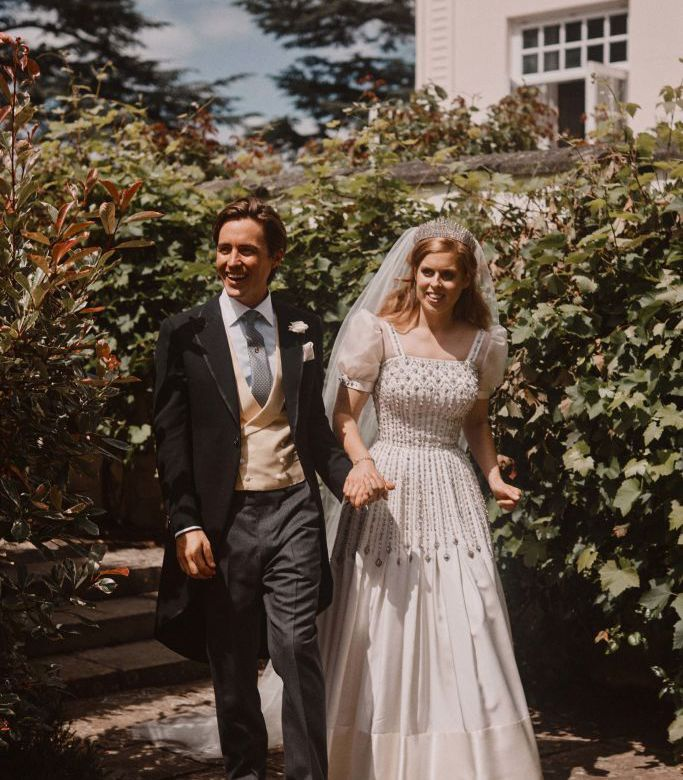 20 Wedding Dresses Inspired By Princess Beatrice S Vintage Wedding