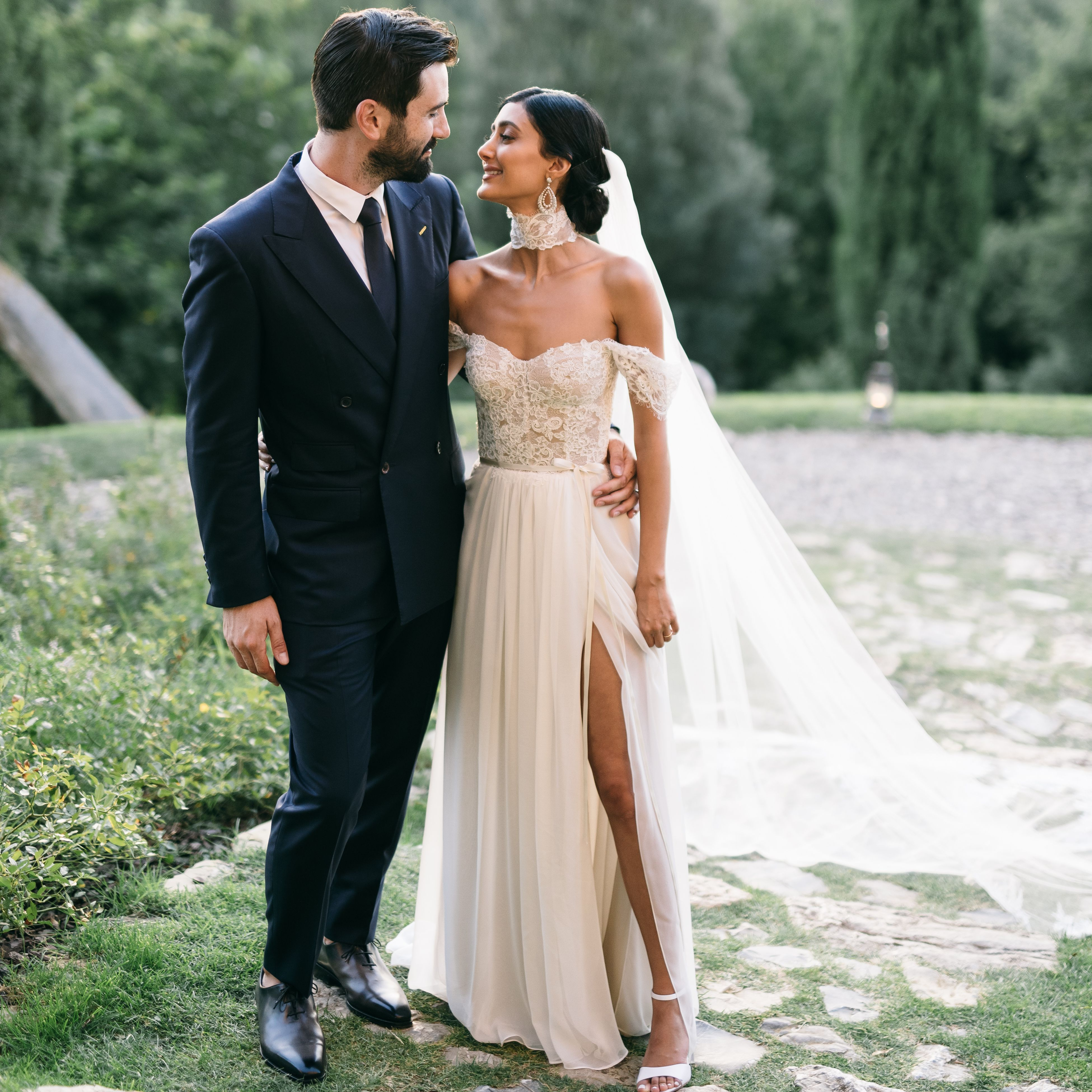 8 Corset Wedding Dresses We Love