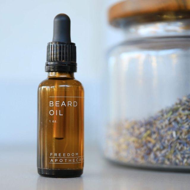 Freedom Apothecary Beard Oil