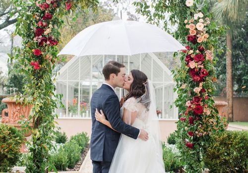 Katherine Blanchard and Davis Whittle were married in Columbia, South Carolina.