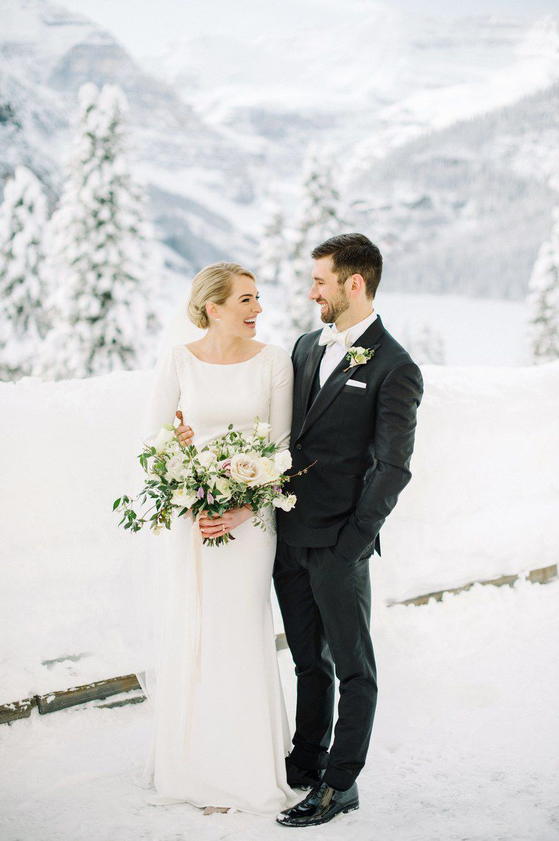 Winter Wedding Ideas From Real Couples