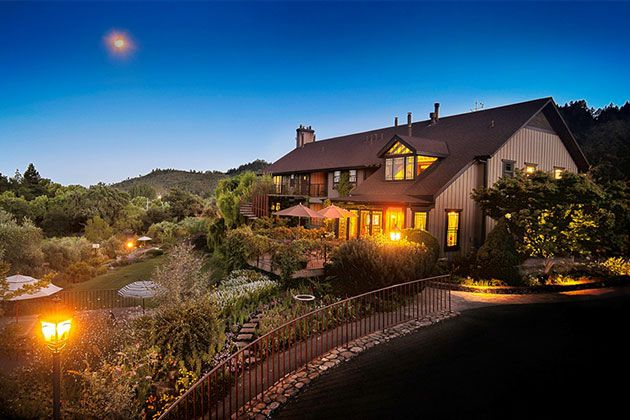 Napa Valley Hotels >> Brides Northern Caifornia The Best Napa Valley Hotels For