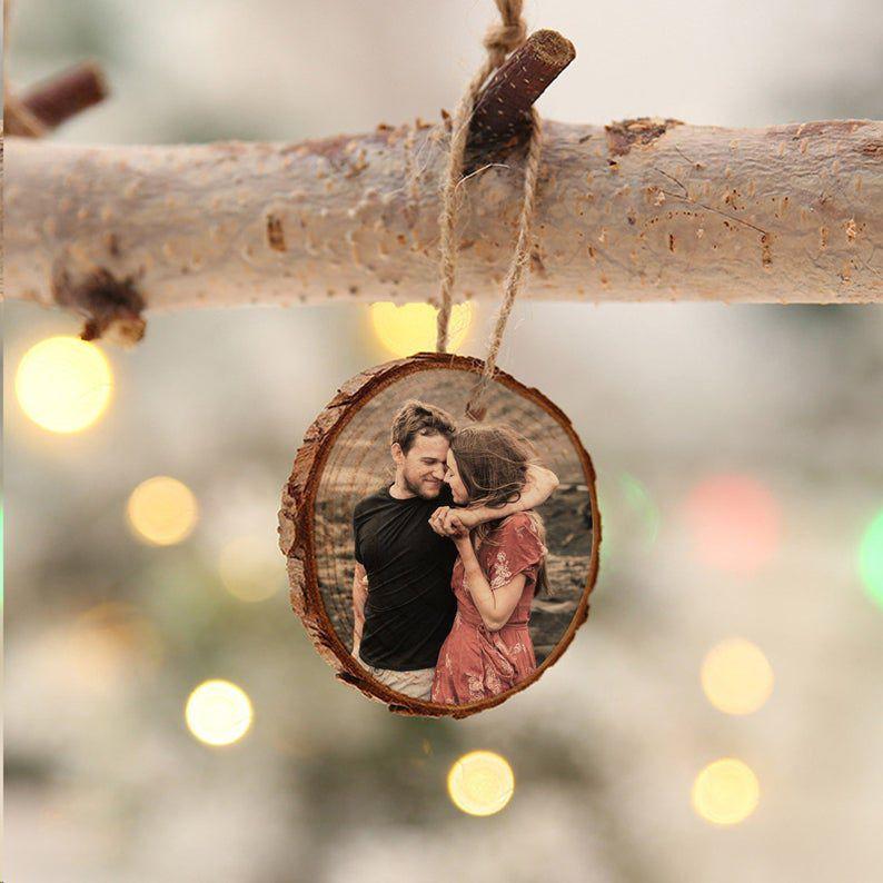 Wood by Shem Custom Christmas Ornament