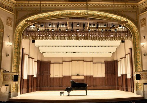 Detroit Orchestra Hall