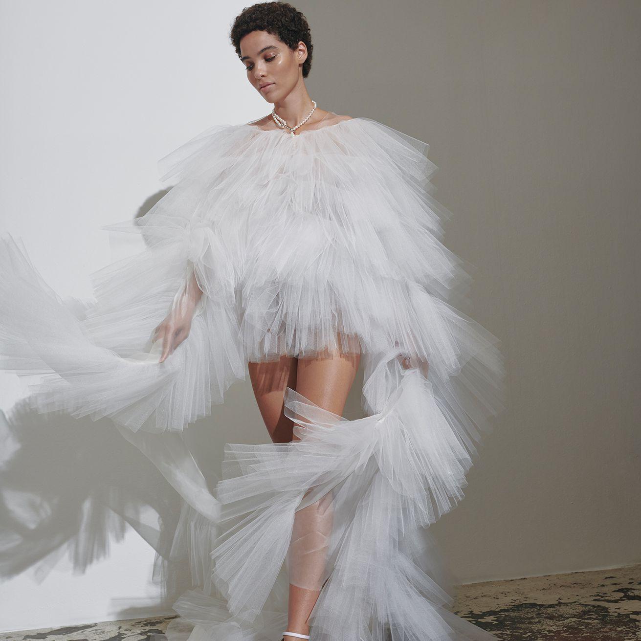 Cloud nine couture dress kaviar gauche
