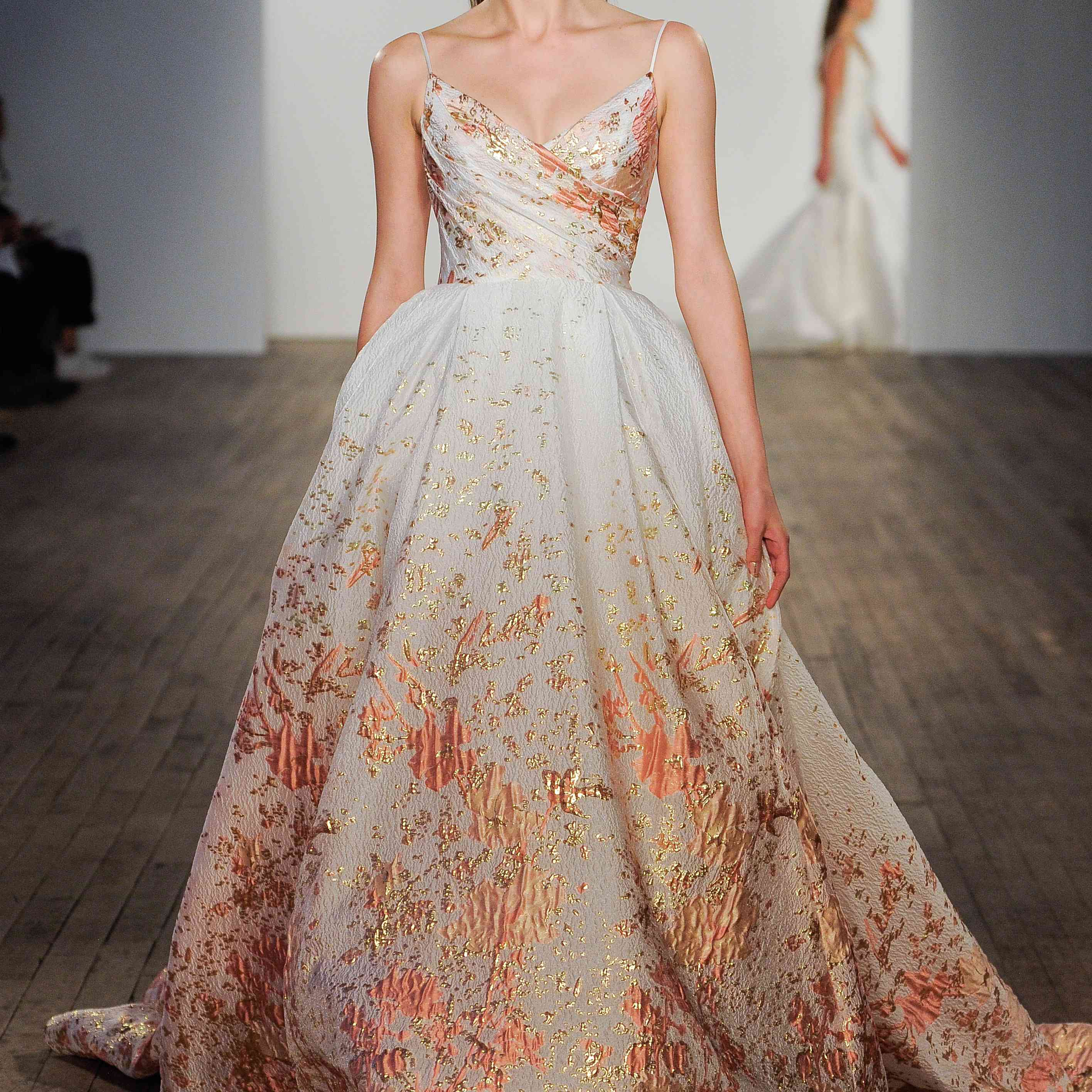 Wedding Gowns By Lazaro: Lazaro Bridal & Wedding Dress Collection Fall 2020