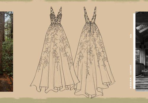 jinjara custom dress