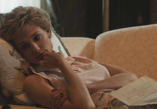 Elizabeth Debicki as Princess Diana