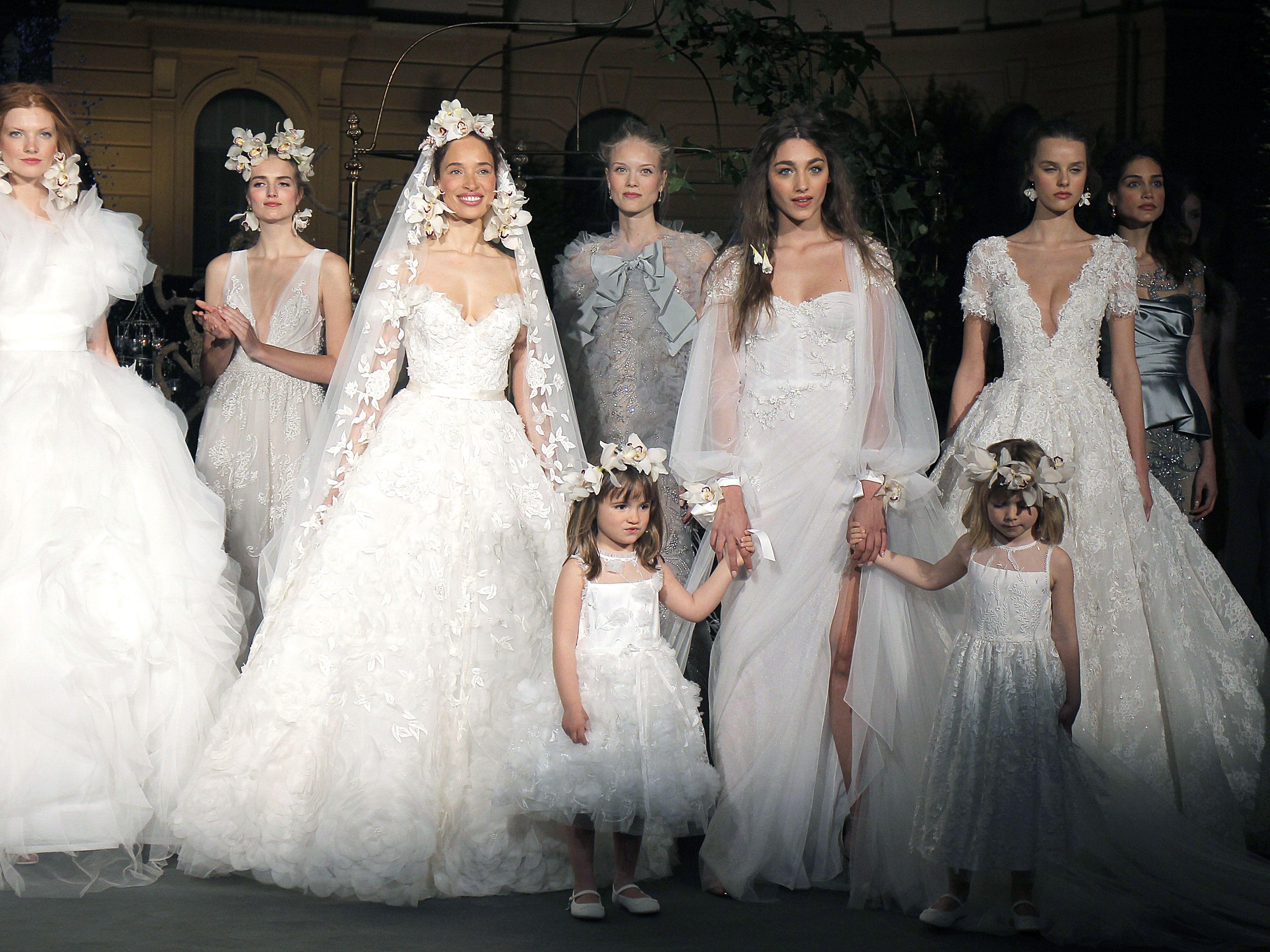 Marchesa Bridal 2020