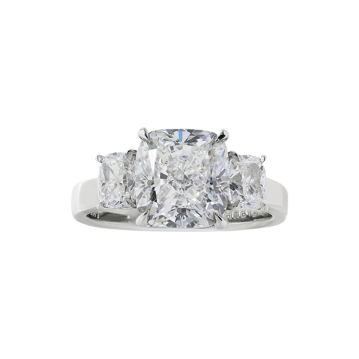 75 Stunning Three Stone Engagement Rings For Every Style