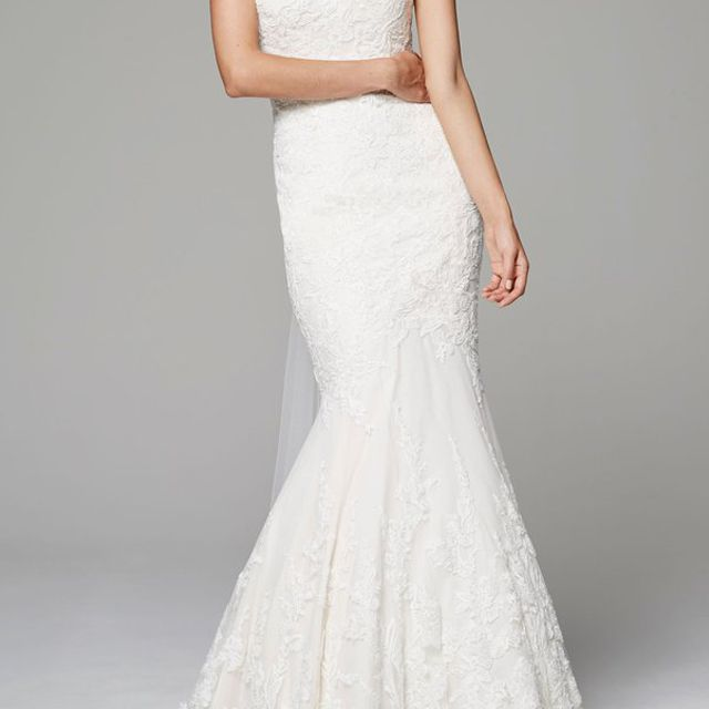 Anne Barge Raven Wedding Gown $5,490