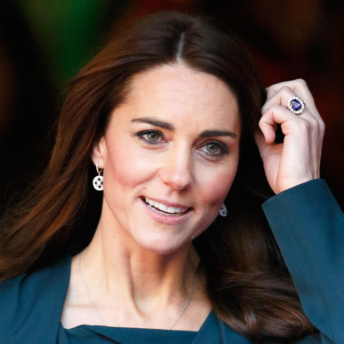 the history behind kate middleton s engagement ring is fascinating engagement ring