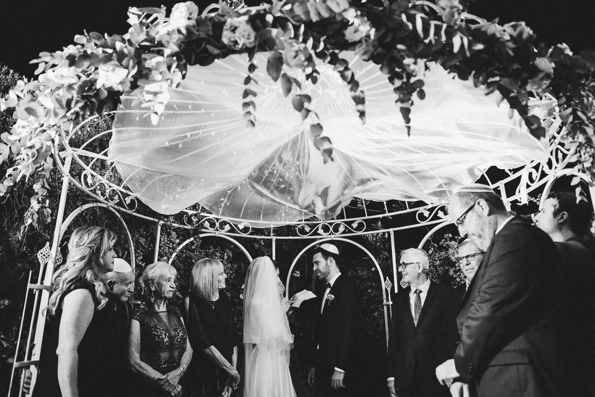 Israeli Wedding Ceremony