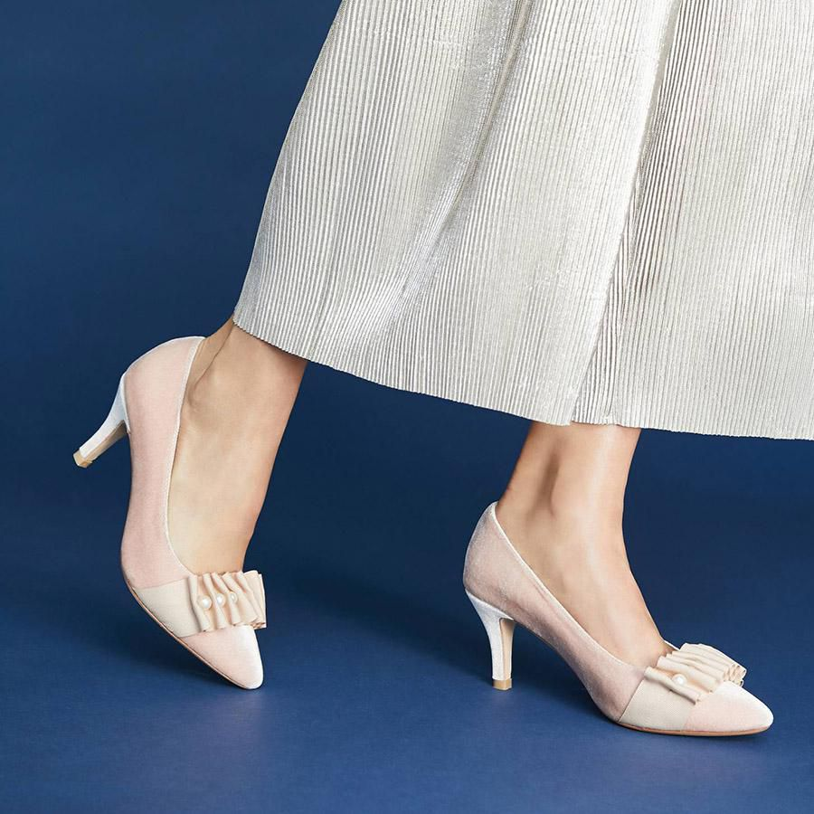 12 Perfect Pumps to Wear for Your Wedding (And Over and Over Again)