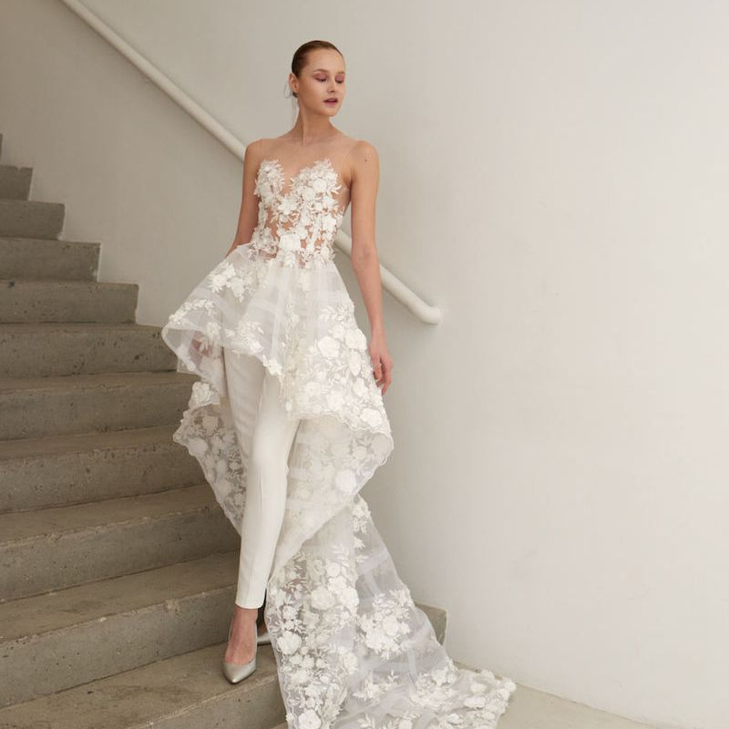 10 Unique Wedding Dresses