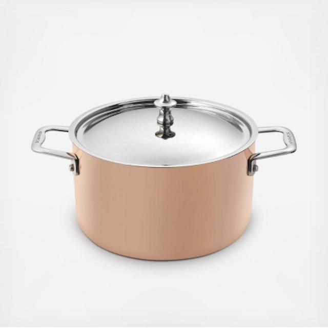 Scanpan Maître D' Induction Copper Covered Dutch Oven
