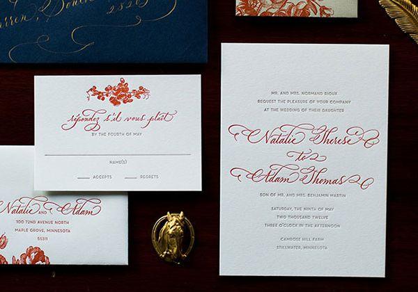 32 Wedding Ceremony Programs You'll Love