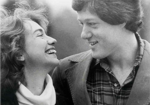 Bill And Hillary Clinton S Love Story Told Through Vintage Photos