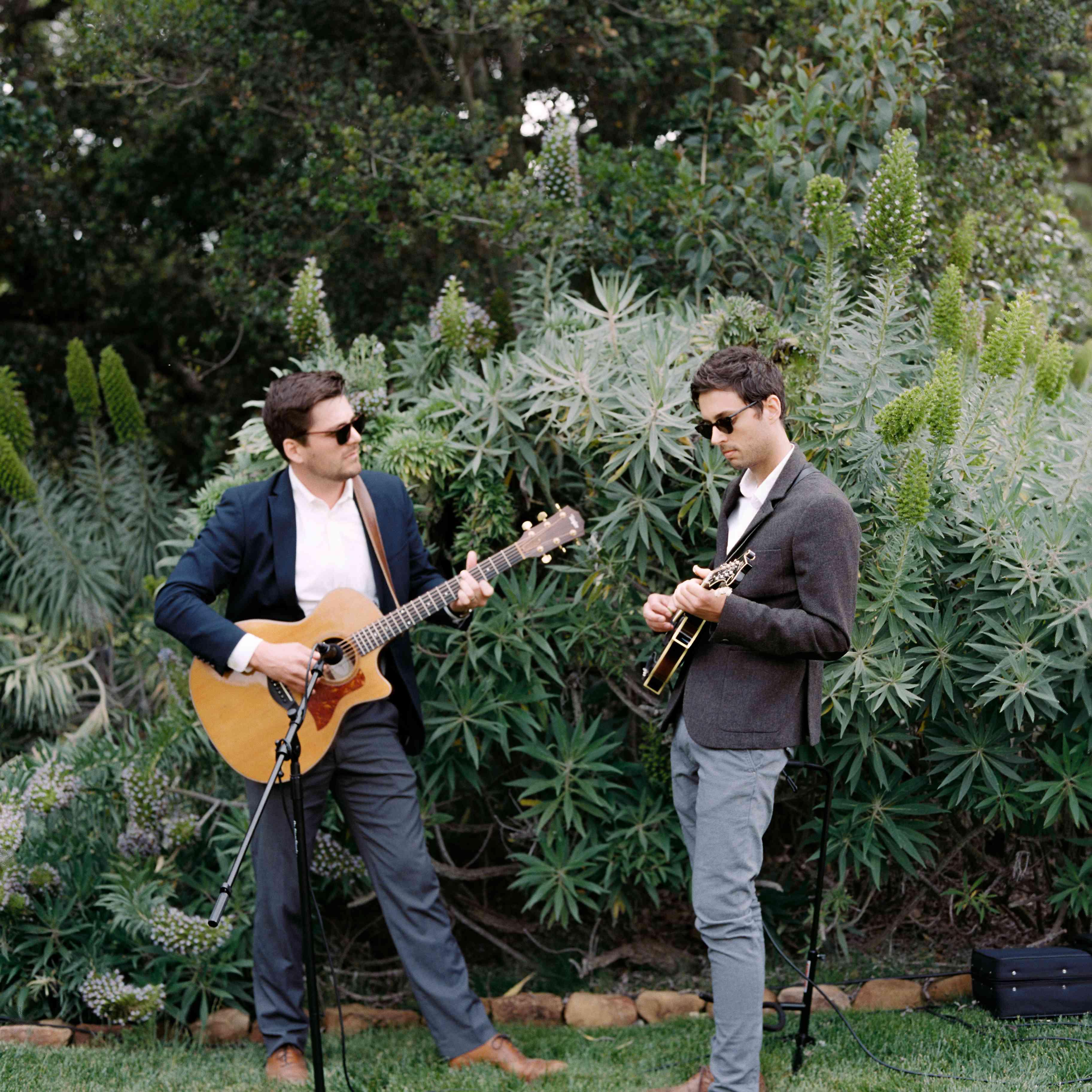 guitar and mandolin live ceremony music