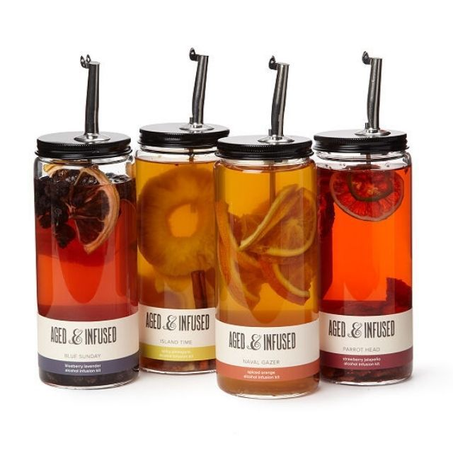 Aged & Infused Infuse & Pour Alcohol Kit