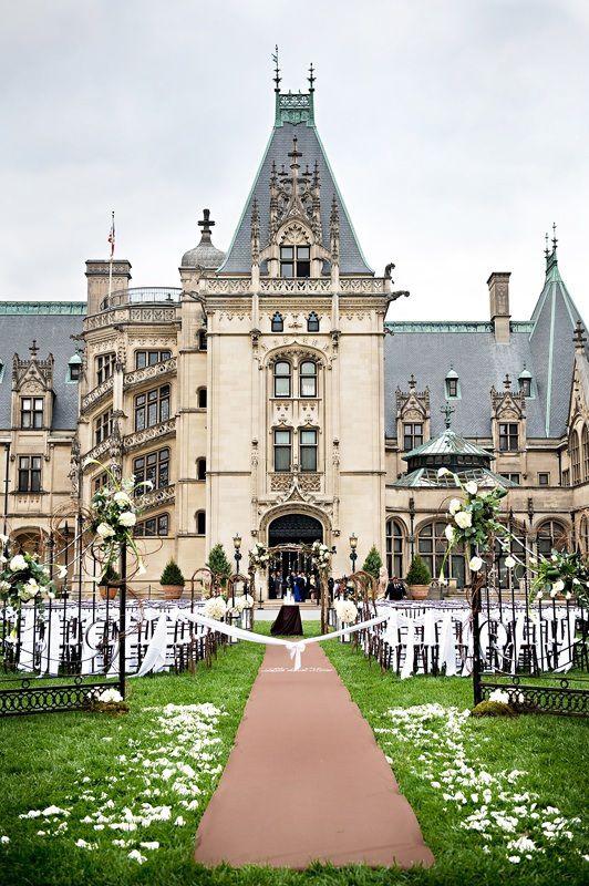 Biltmore Wedding Cost.Destination Wedding Venue The Biltmore Estate In Asheville
