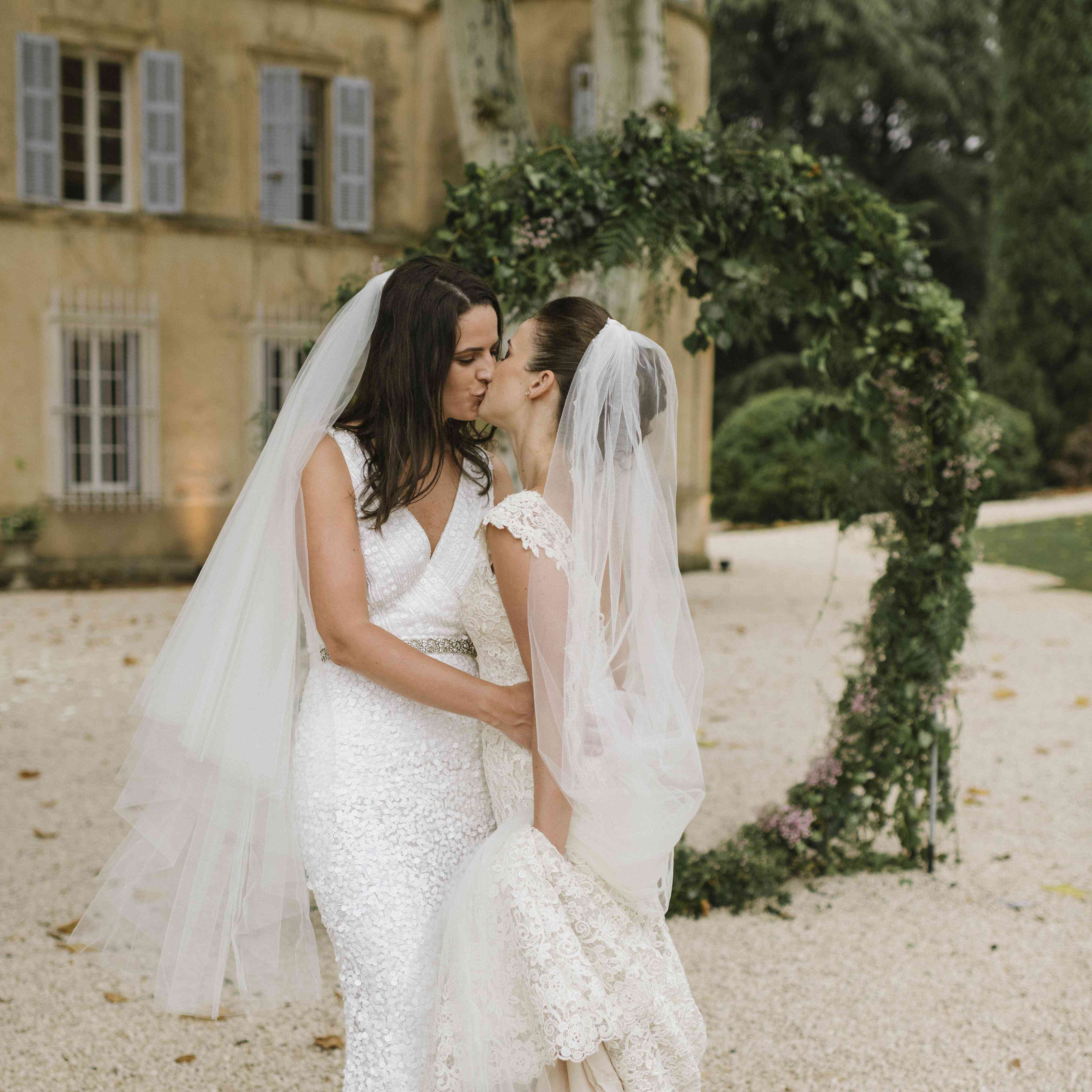 Story Most Romantic Wedding Songs: A Romantic Wedding At A Chateau In The South Of France