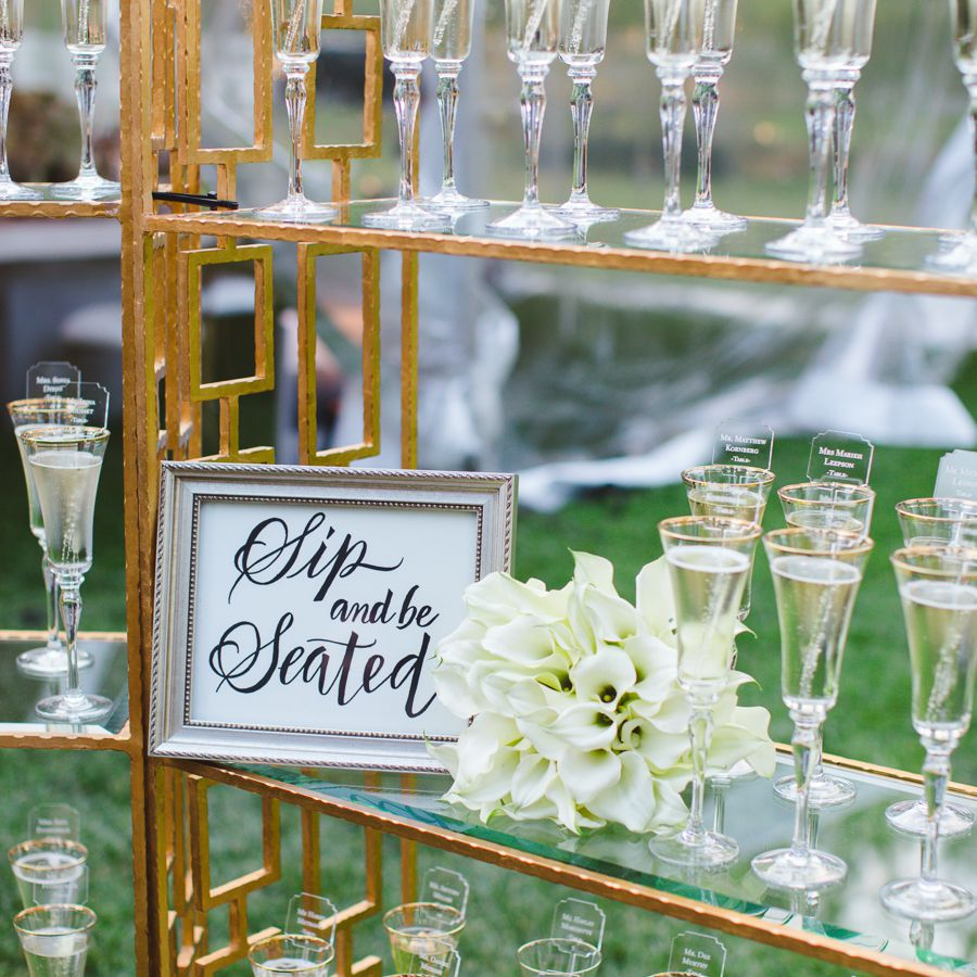 Pre Wedding Gift Ideas: 7 Tasty Pre-Ceremony Drink And Snack Ideas