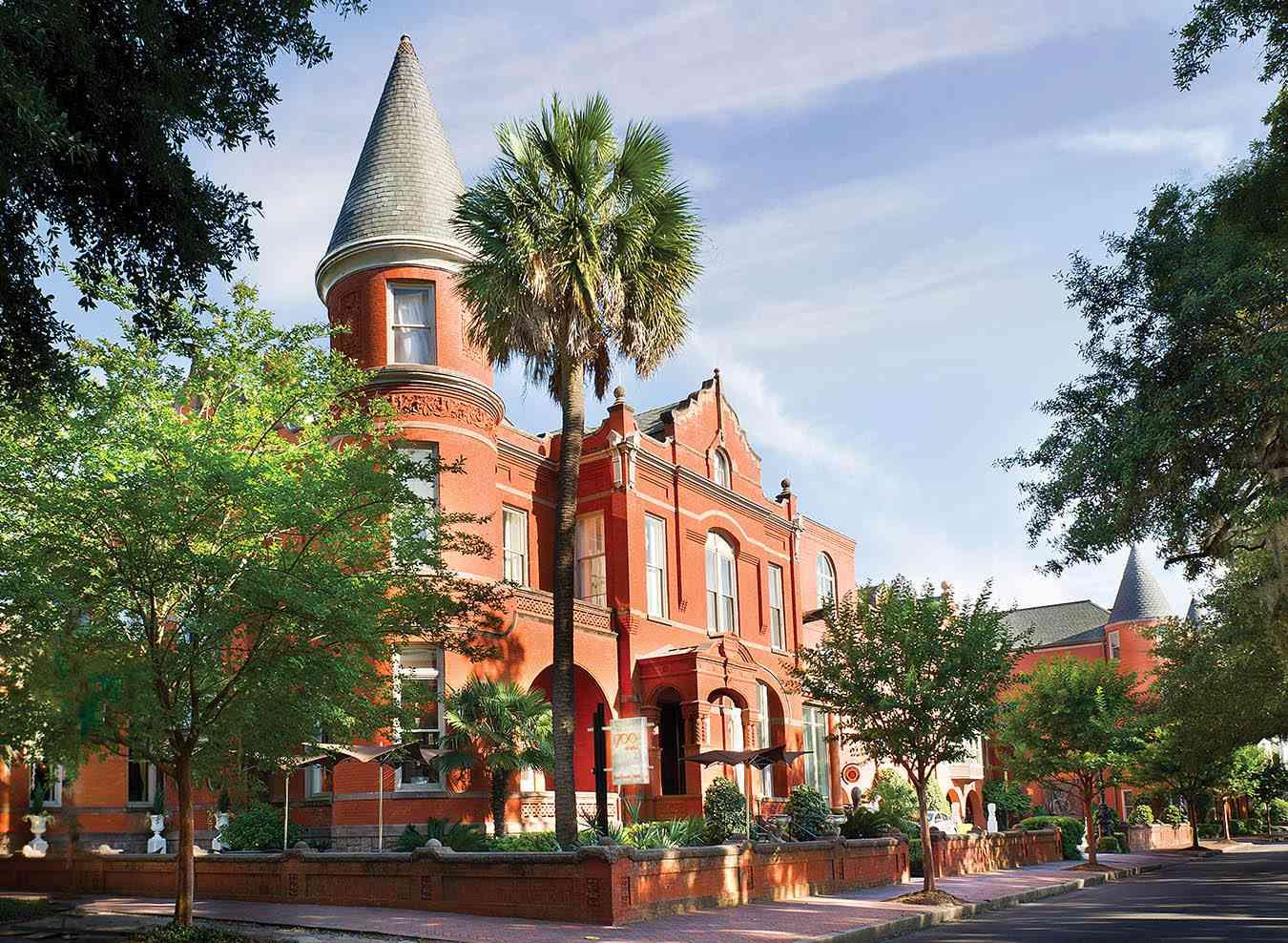 Mansion on Forsyth Park Savannah