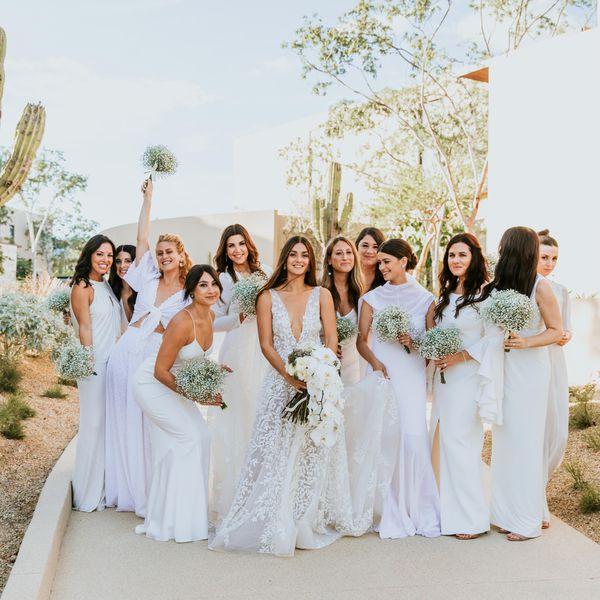 <p>bridesmaids</p>