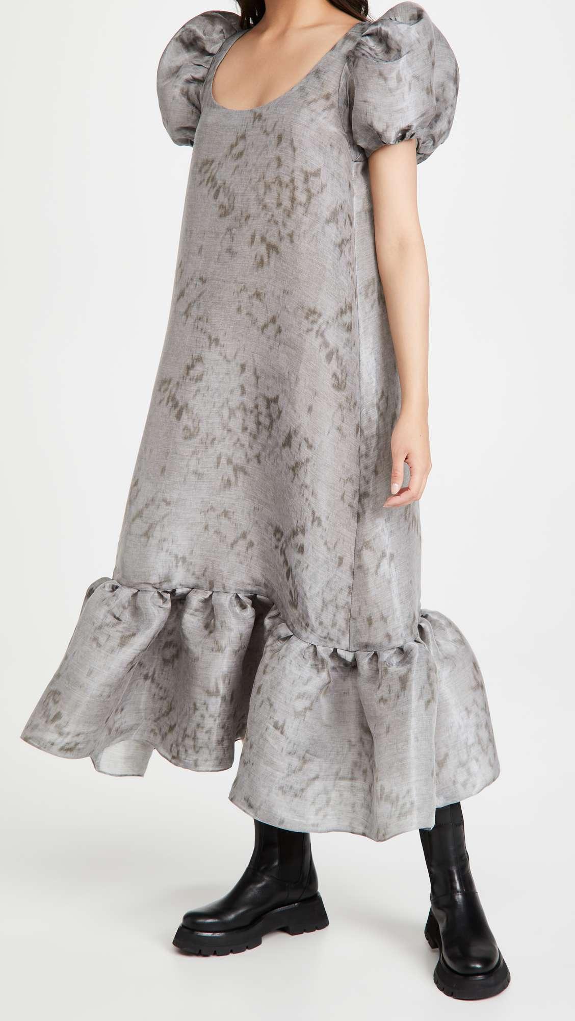 Kika Vargas Nella Dress $575 (originally $1,150)