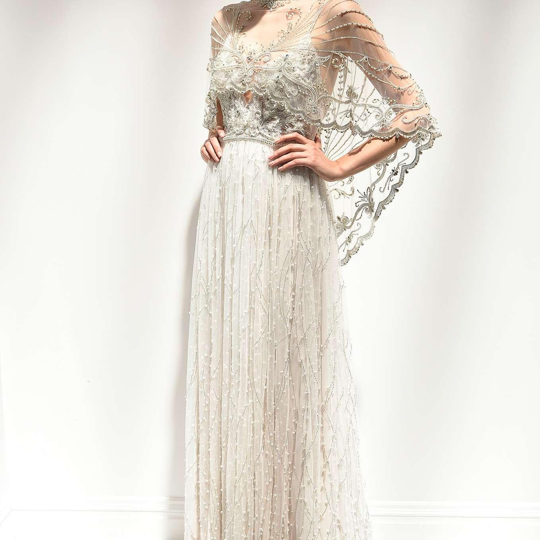29 Roaring 1920s Great Gatsby Inspired Wedding Dresses
