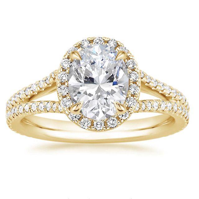 Brilliant Earth Fortuna Diamond Engagement Ring