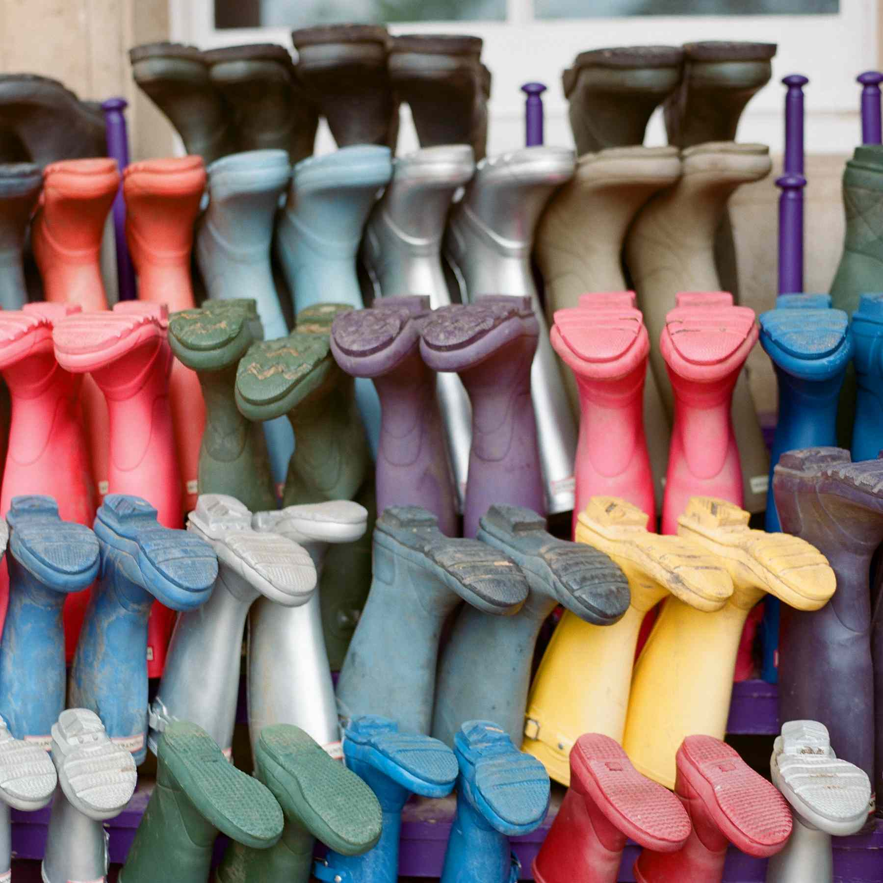 Wellies for Guests