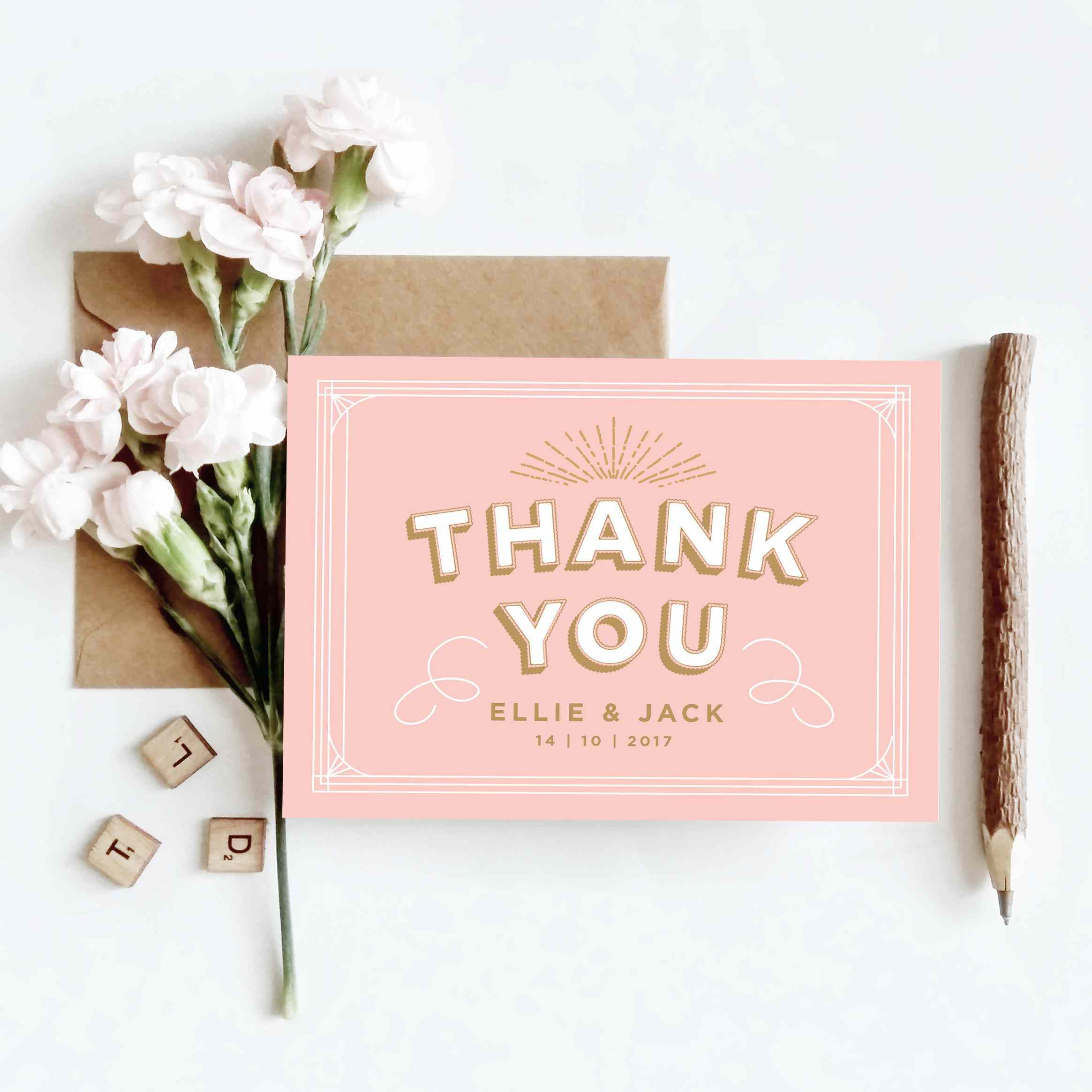 16 Wedding Thank You Notes Can Right Now