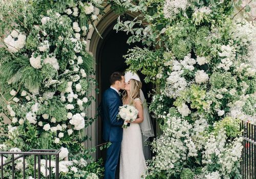Ceremony Floral Arch Garland