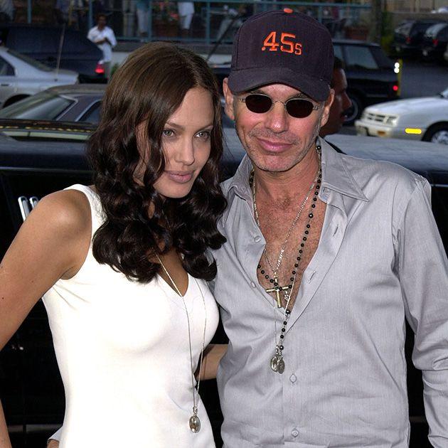 Happy Birthday Angelina Jolie Look Back At Her 3 Weddings In Photos