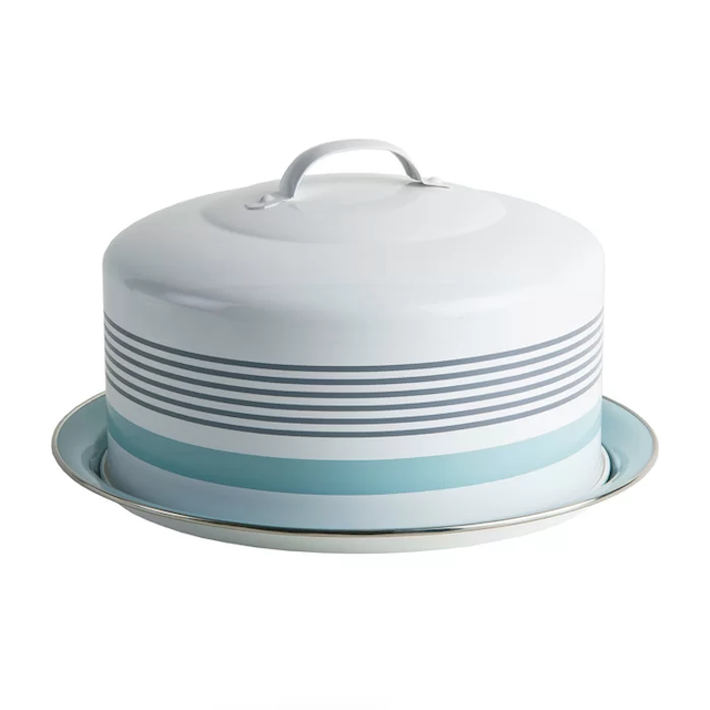 Jamie Oliver Round Cake Tin with Cover and Lid