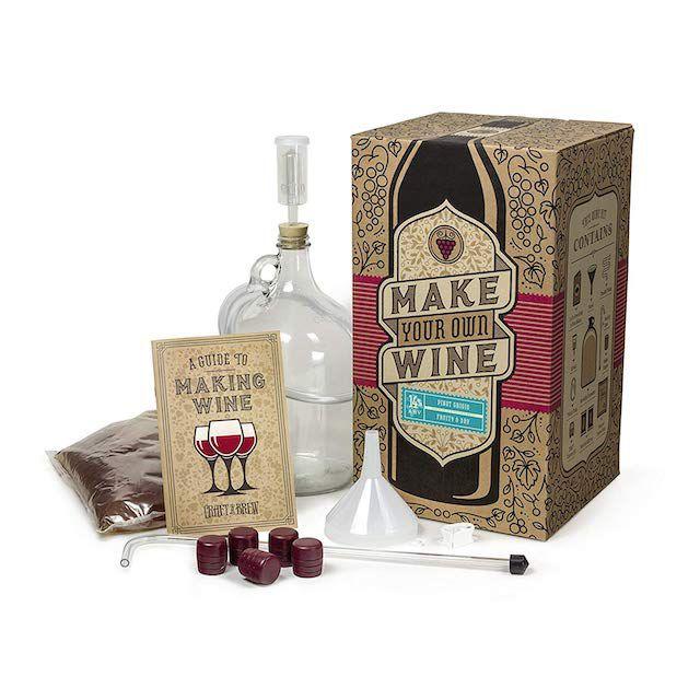Home Pinot Grigio Making Kit