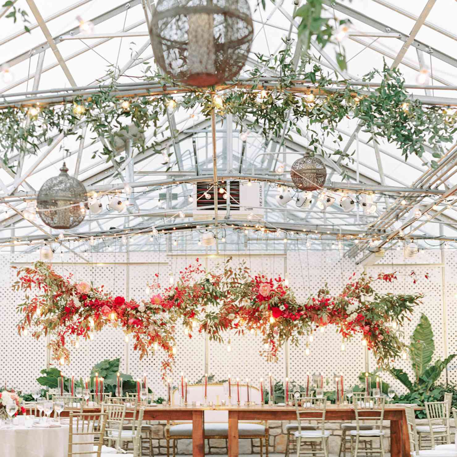 24 Flower Chandeliers To Give Your Wedding A Garden Fresh Feel