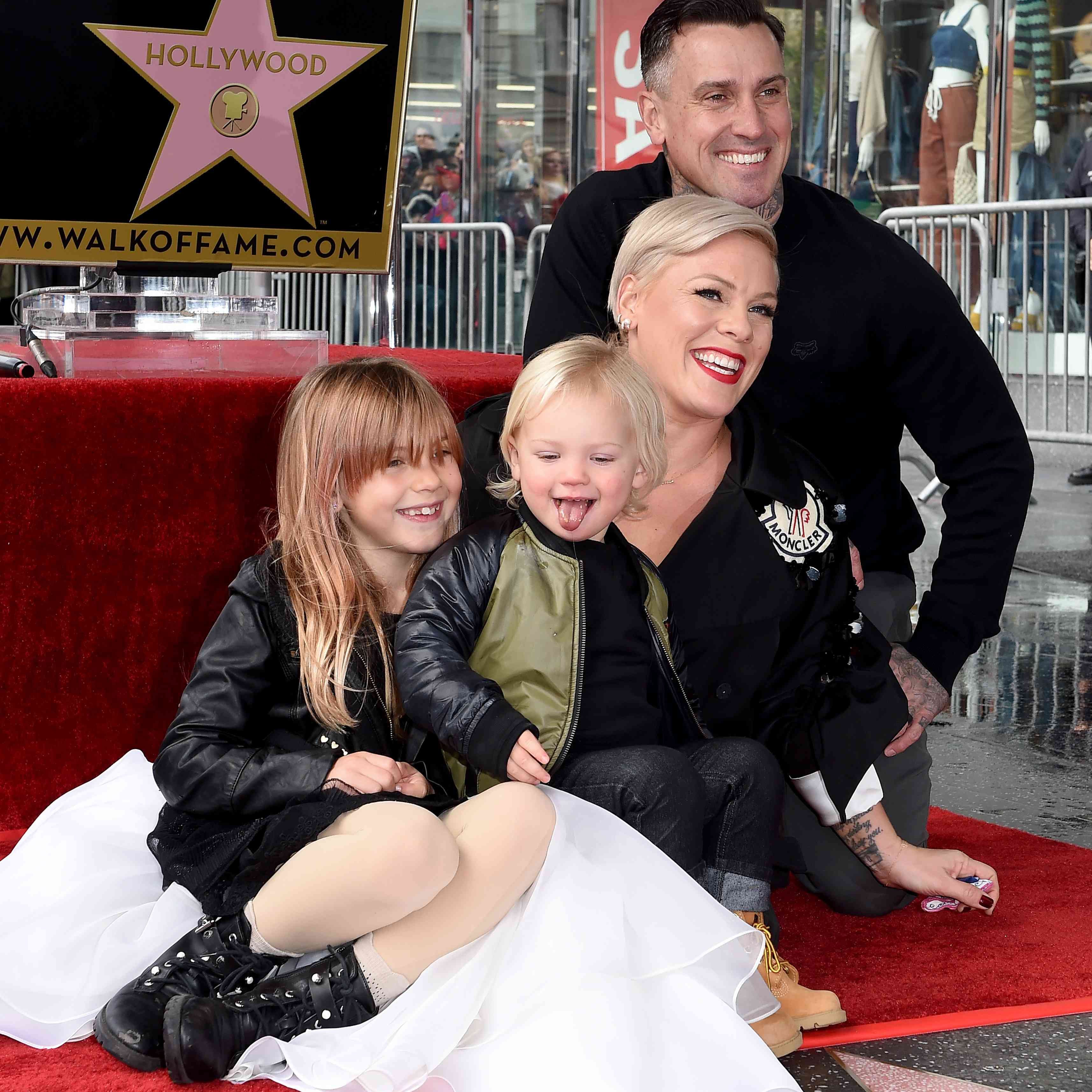 Everything You Need to Know About Pink and Carey Hart's Relationship