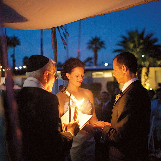 Jewish Wedding Food: What's The Correct Processional Order For A Jewish Wedding