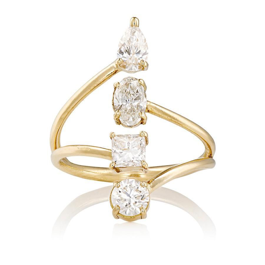 20905aecb567f 84 Yellow Gold Engagement Rings For Every Budget & Style