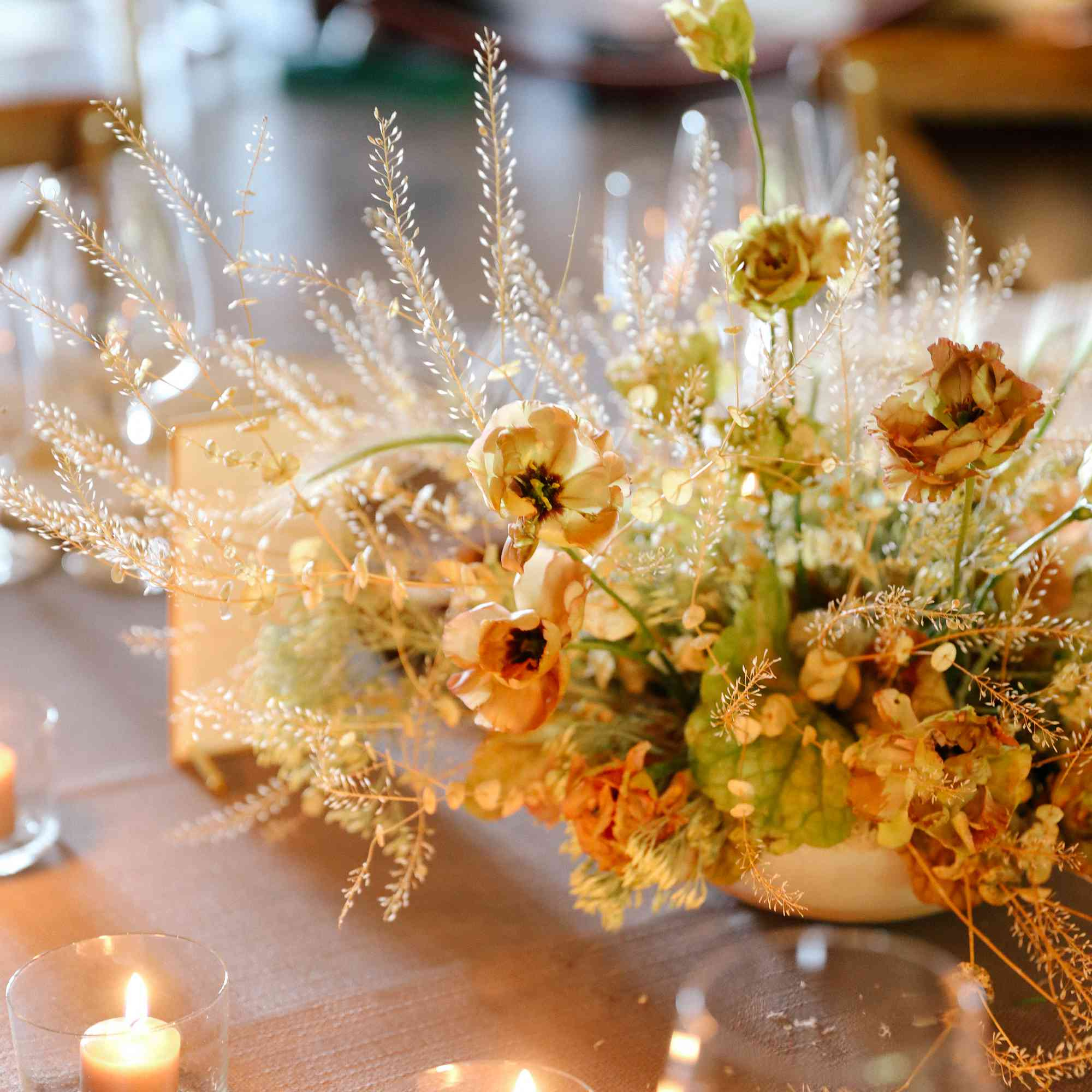 savannah and riker wedding, centerpiece