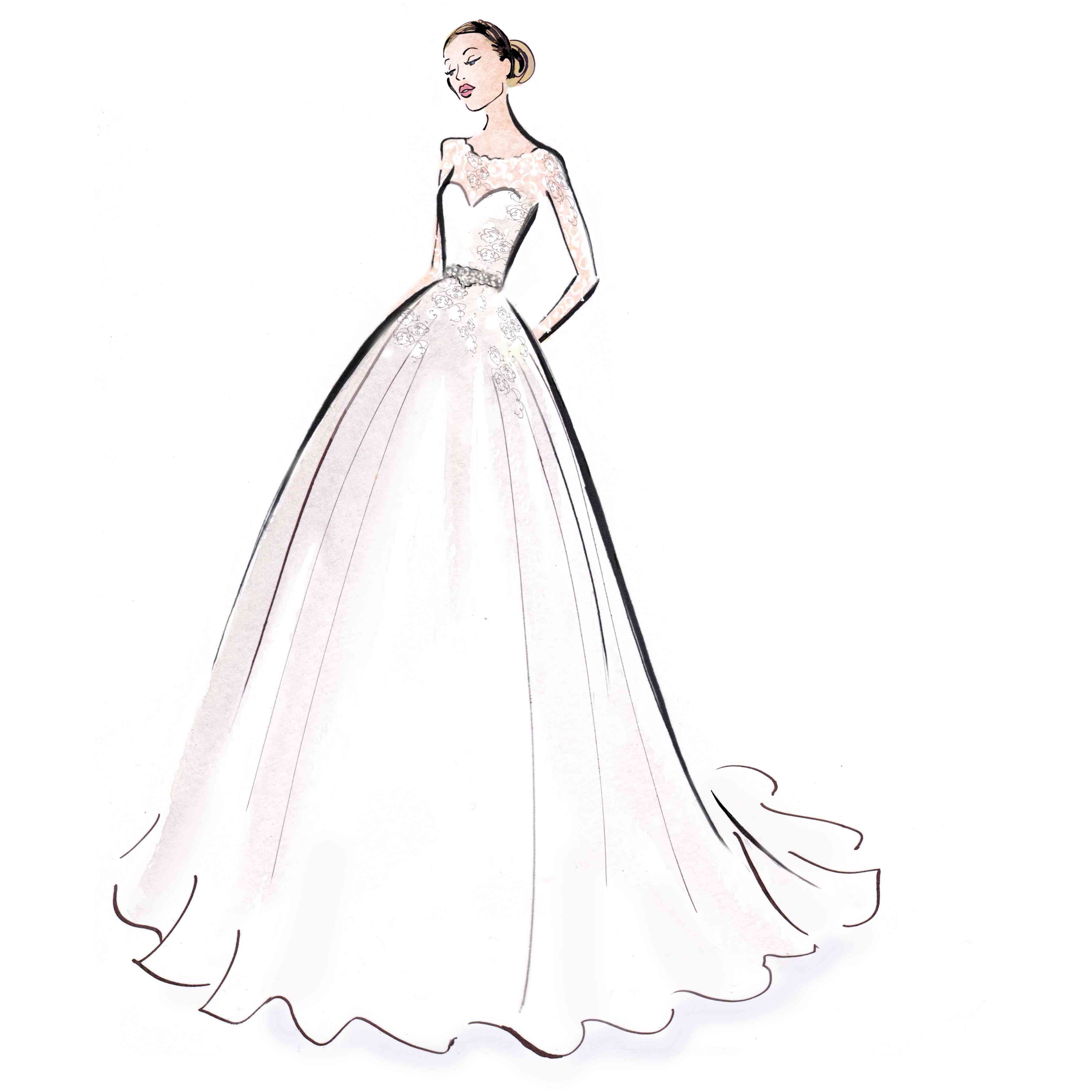 These Are The New Wedding Dresses You Ll To Want To Wear At Your
