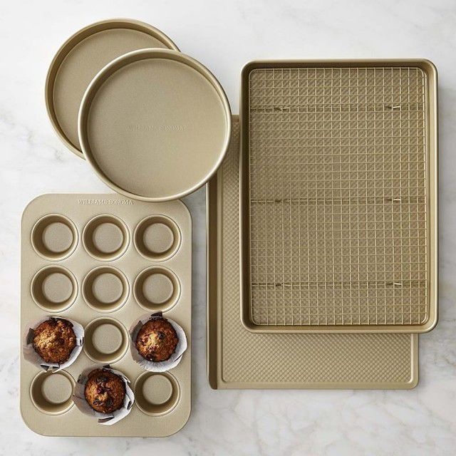 Gold Touch Bakeware Set