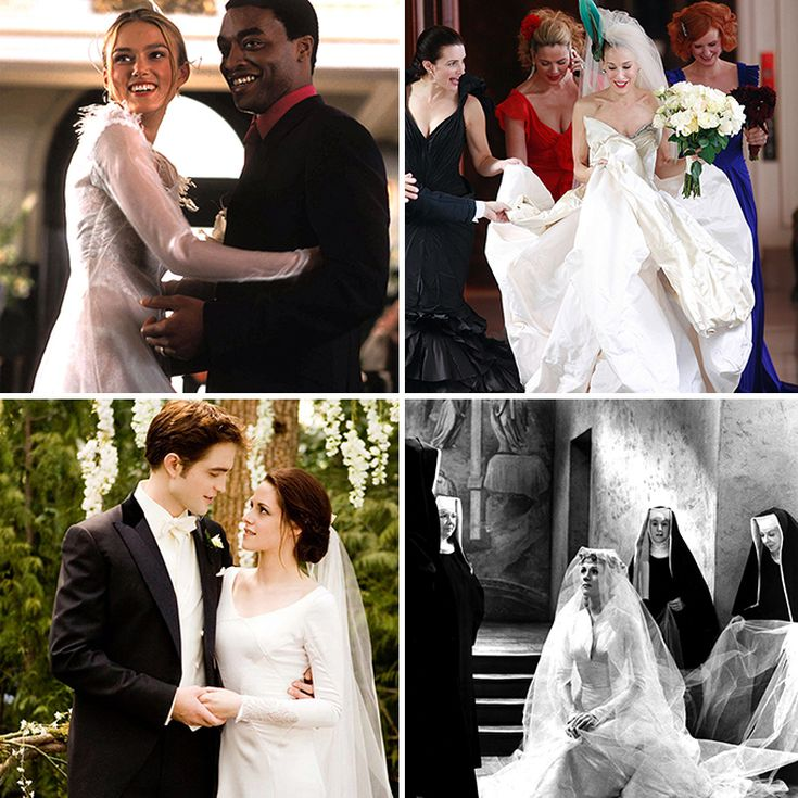 The Best Movie Wedding Dresses Of All Time