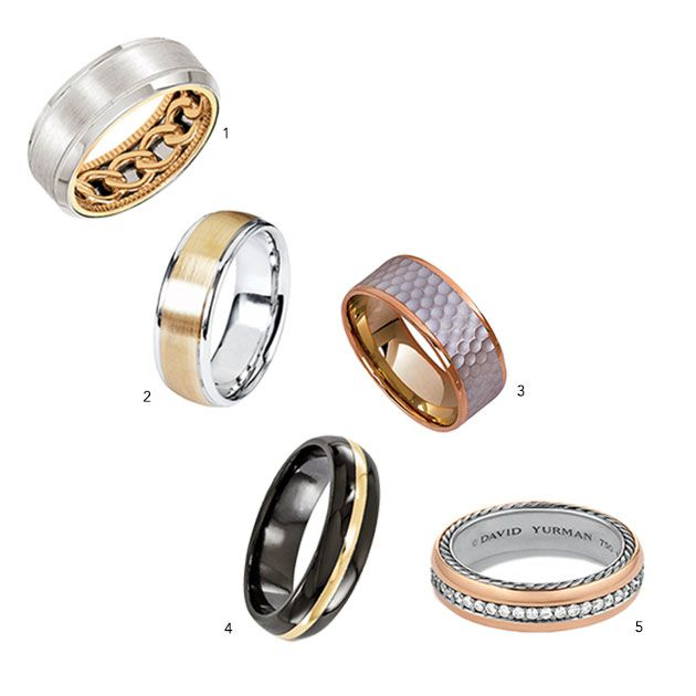 Cool Wedding Rings.Cool Wedding Bands Your Husband Will Love