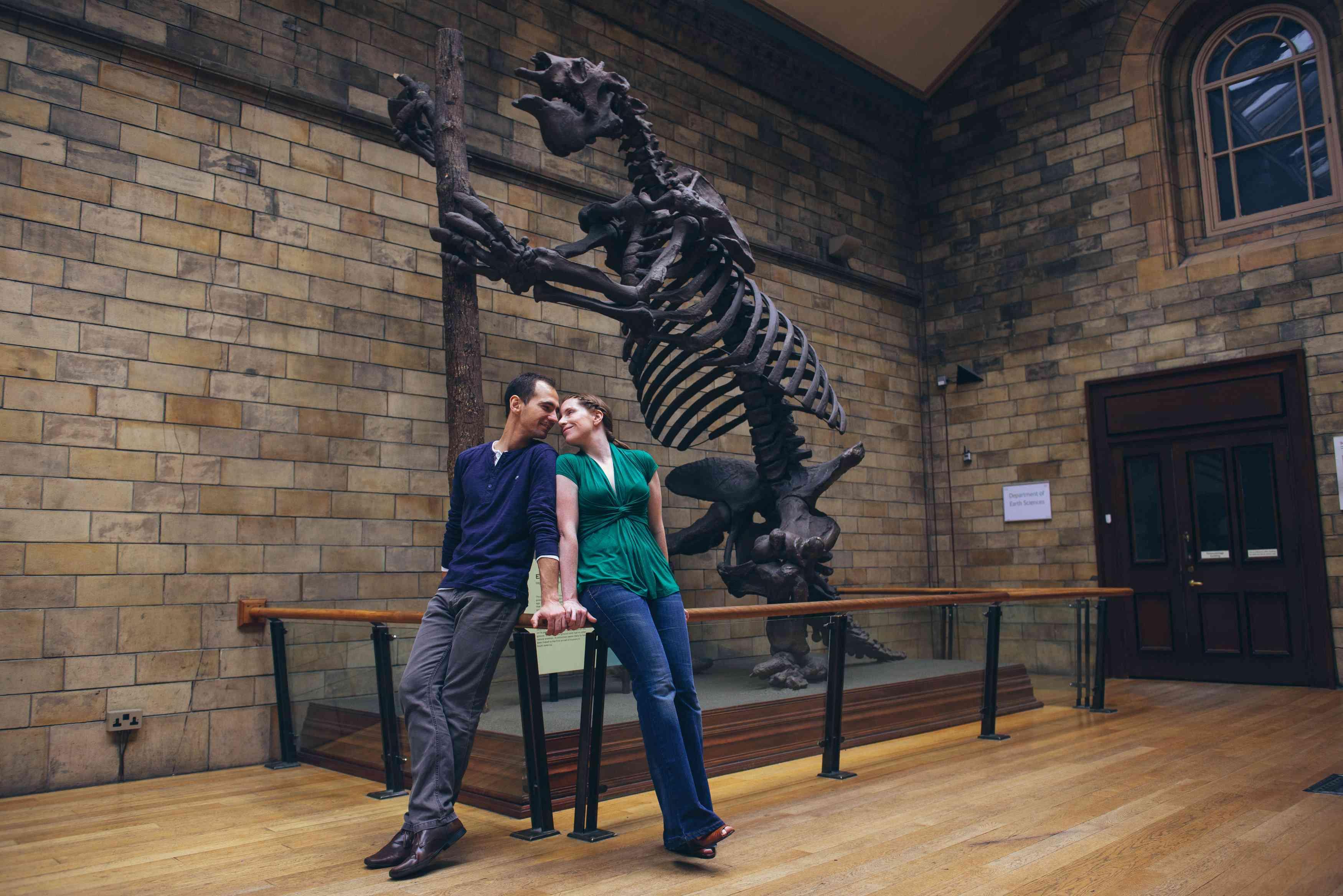 17 Genius Indoor Locations to Shoot Your Engagement Photos