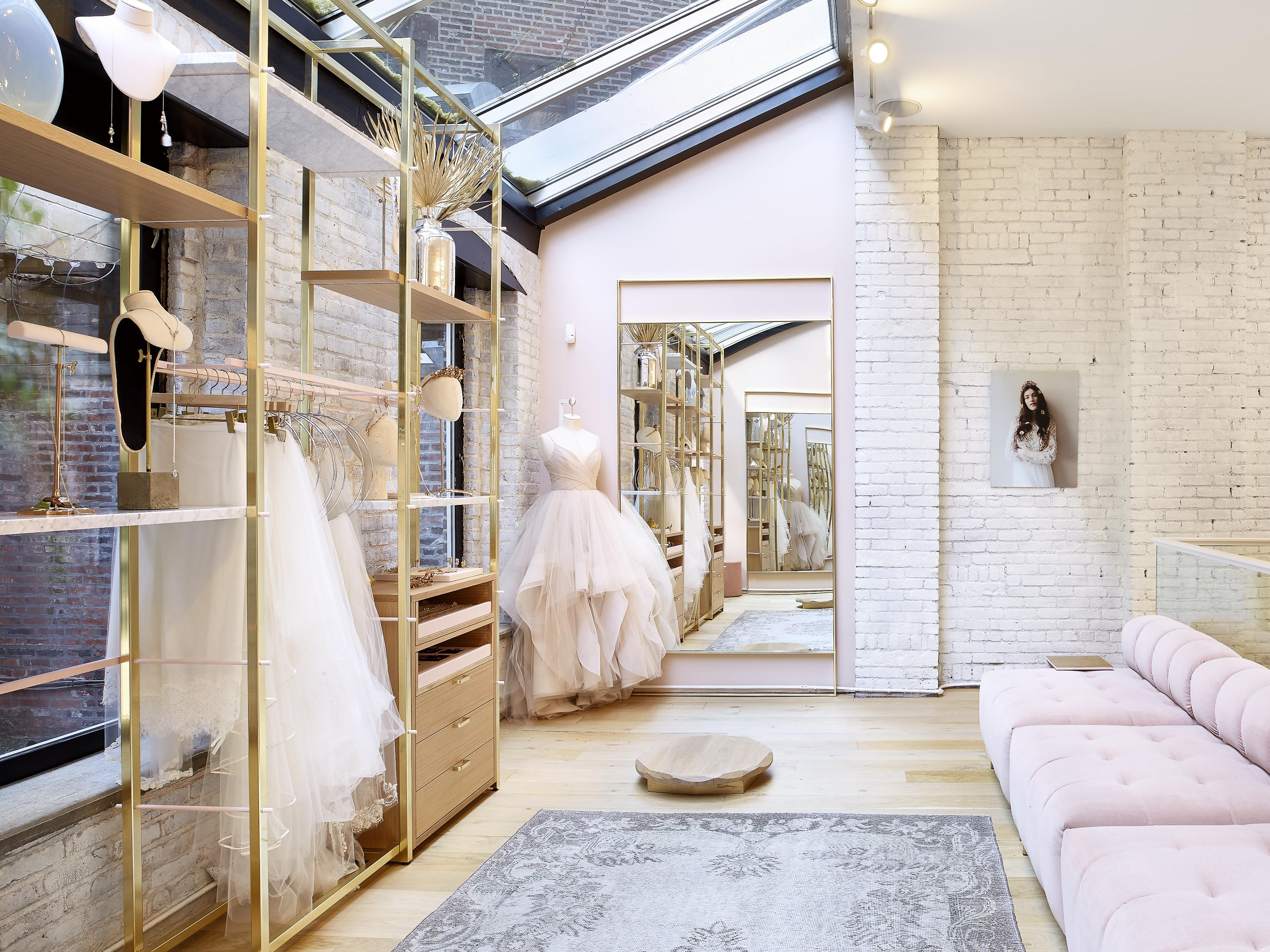 Dressing De Petite Fille the 9 best bridal salons in new york city